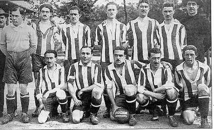 Red Star, 1923