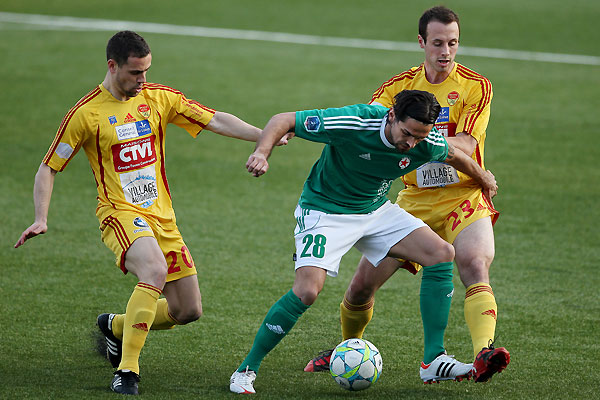 RED STAR FC 93 v ORLEANS