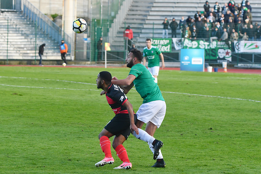 BOULOGNE - RED STAR