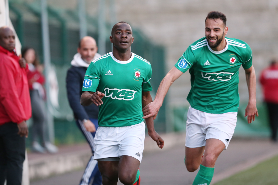 RED STAR - BOULOGNE