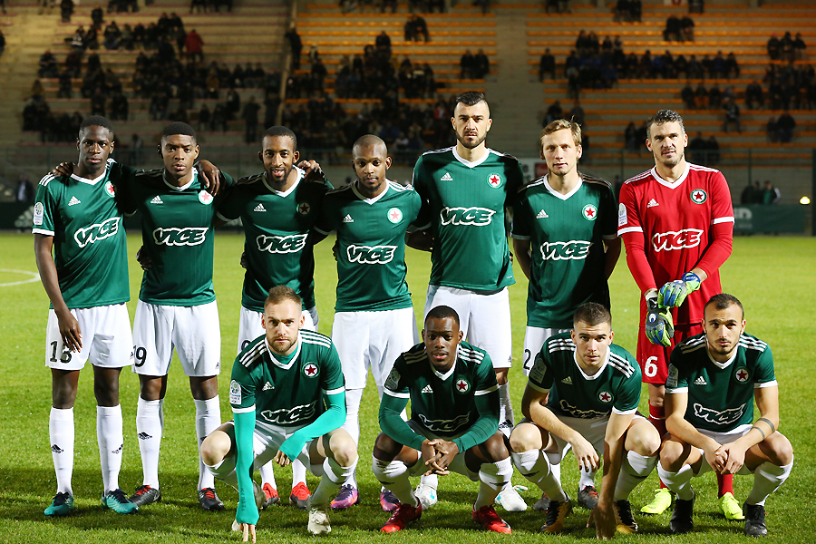 RED STAR v TROYES