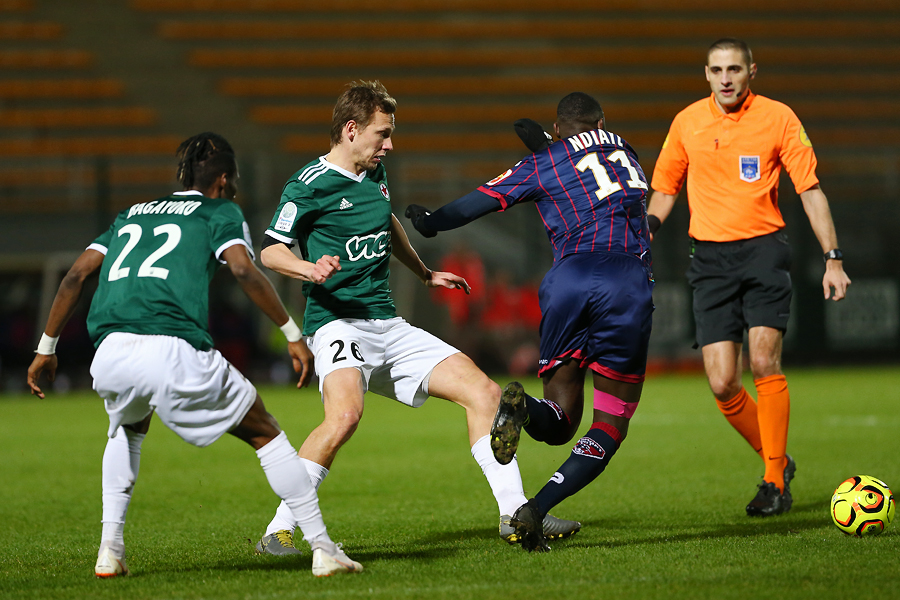 RED STAR v CLERMONT FOOT