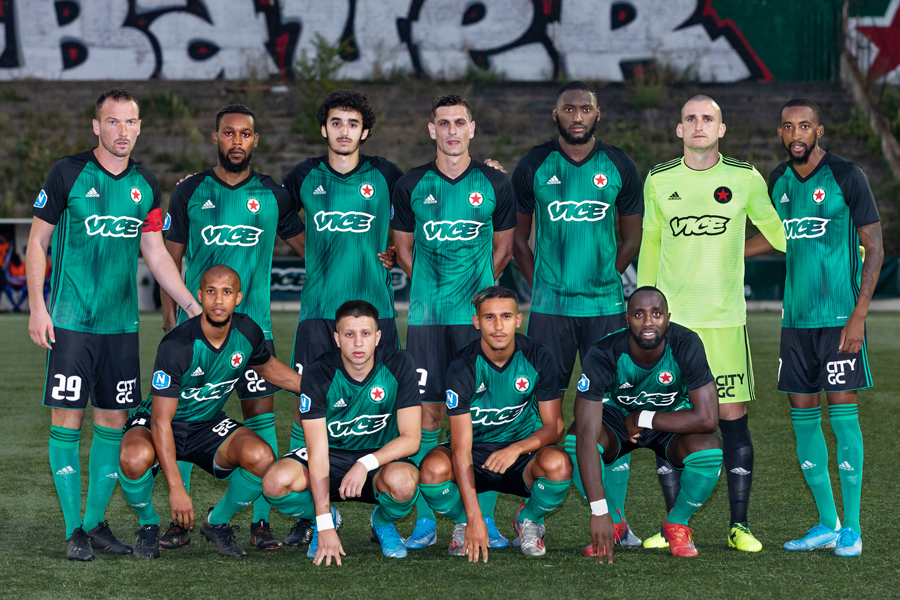 RED STAR v VILLEFRANCHE